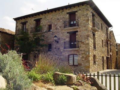 TURISMO VERDE HUESCA. Lagar de Palacio en Santa Cilia.