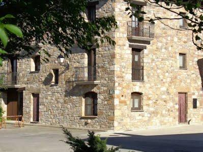 TURISMO VERDE HUESCA. Lagar de Palacio en Santa Cilia de Jaca.